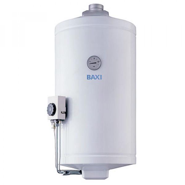 Газовый накопительный водонагреватель BAXI SAG-3 100, настенный, 100л...