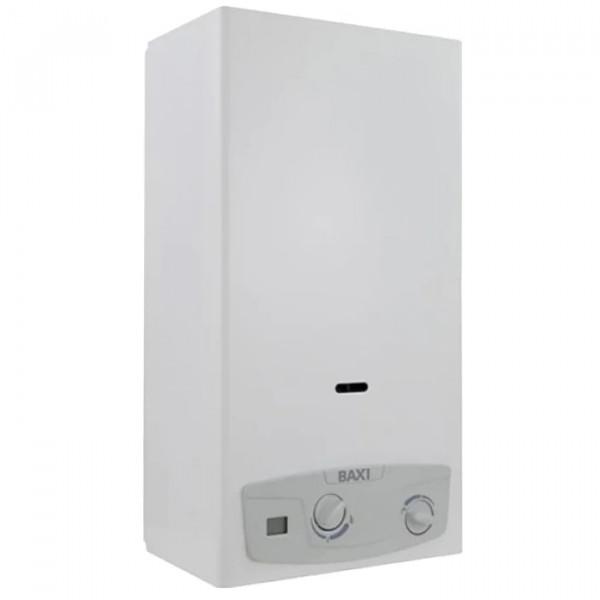 Газовый водонагреватель BAXI SIG-2 11 i, Автоматическое электронное зажигание, 1...