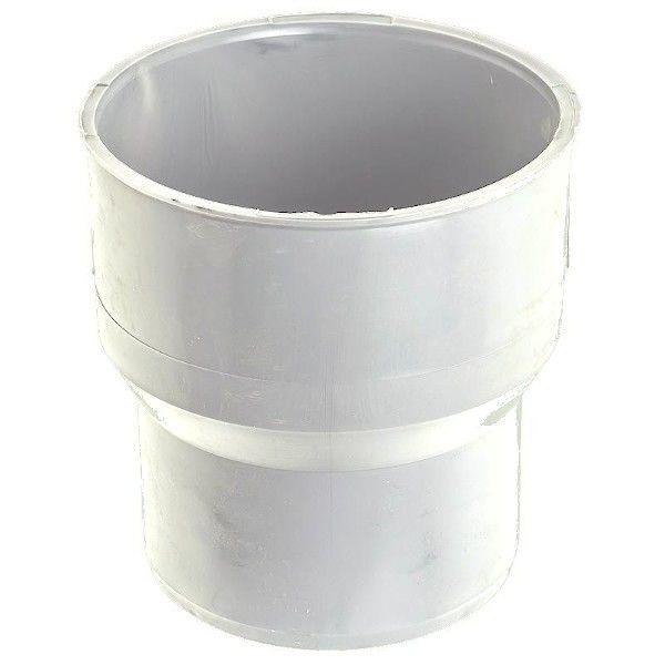 Переход с чугуна на пластик (тапер) малошумный 110/124
