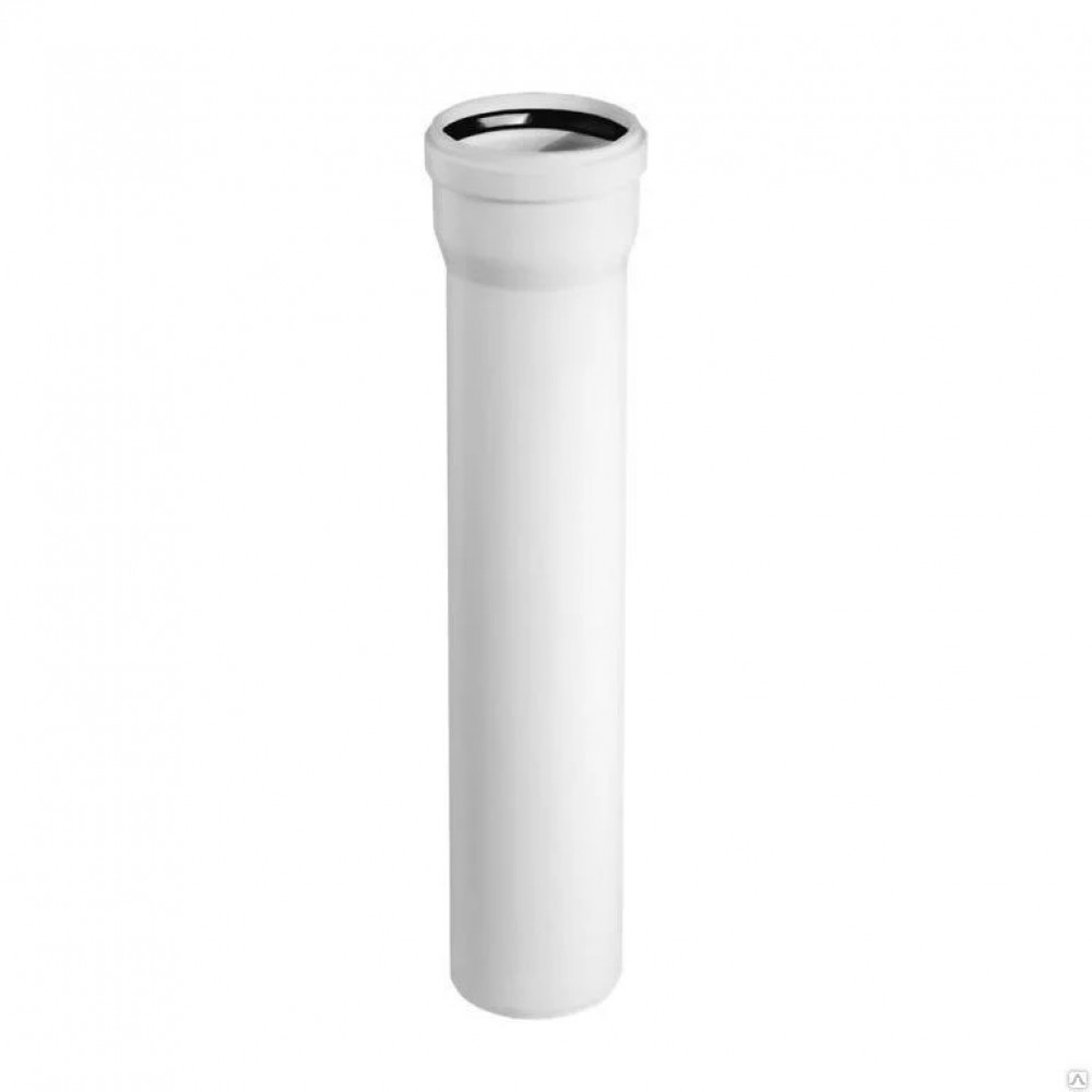 Канализационная малошумная труба 110х1500мм