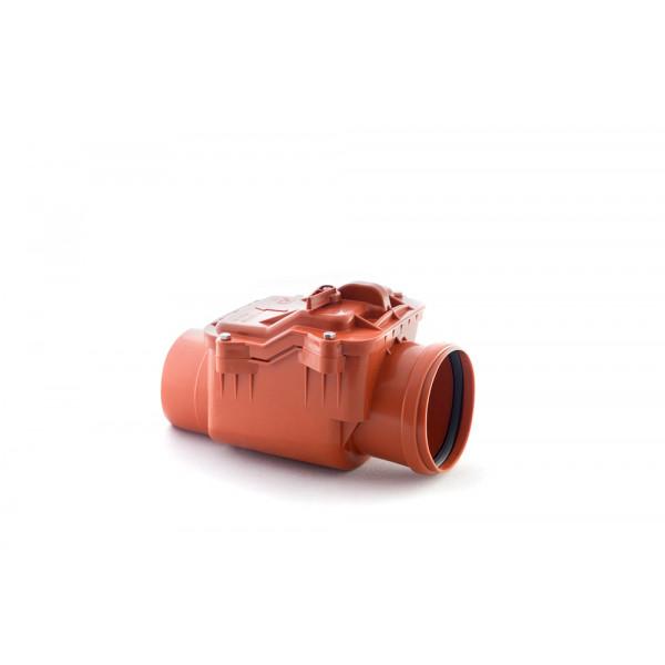 Обратный клапан  наружной  канализации 50,  РТП...