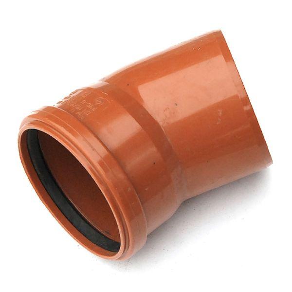 Отвод наружной канализации 110х15 РТП