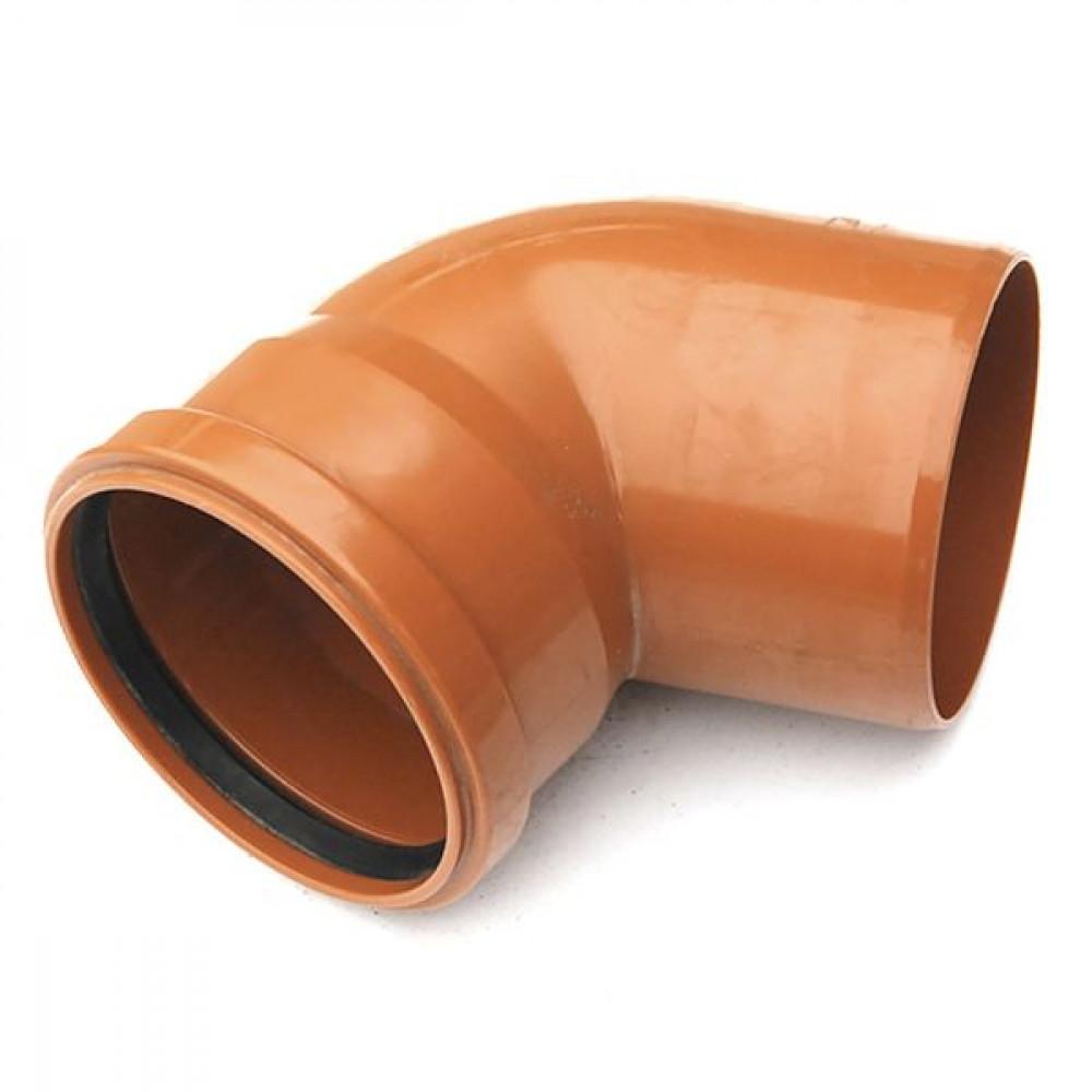 "Отвод наружной канализации 160х67 ""П"""