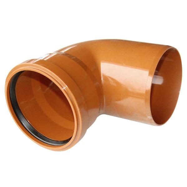Отвод наружной канализации 110х87 РТП