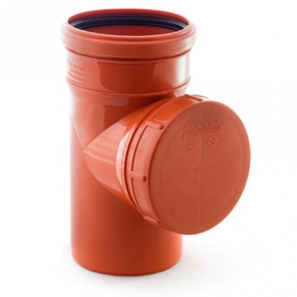 Ревизия наружной канализации 160/110, РТП...
