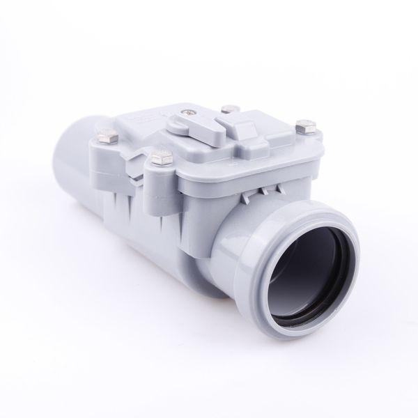 Обратный клапан внутренней канализации 50, РТП...