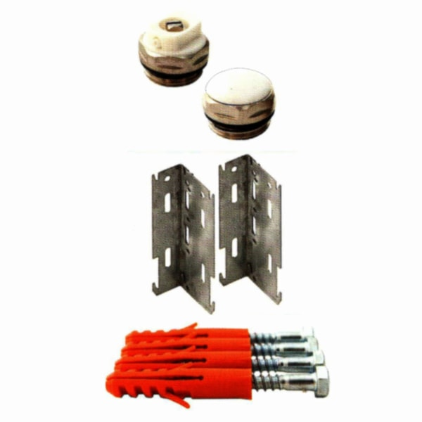Комплект подключения радиатора PRADO Classic PR40 00 01...