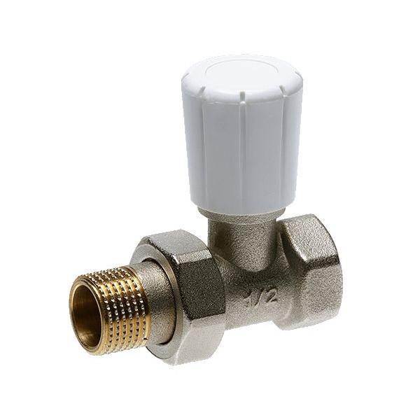 """Ручной регулирующий клапан прямой G½"""" (двухтрубная система)..."""